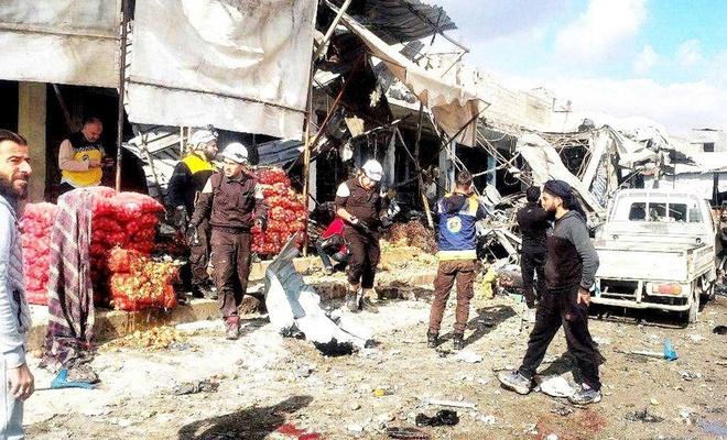 İdlib'deki saldırıya ilişkin MSB'den açıklama