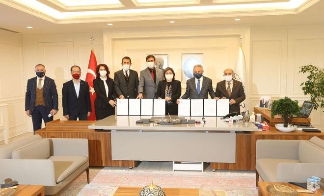 Gaziantep Üniversitesi ile Büyükşehir Belediyesi arasında iş birliği protokolü