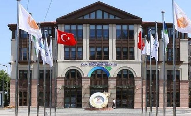 Ordu Büyükşehir Belediyesinde  usulsüzlükler yapıldığı iddiası