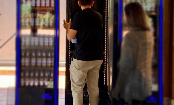 İBB tesislerinde içki satışı başladı