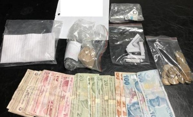 Uyuşturucu operasyonuna bir tutuklama