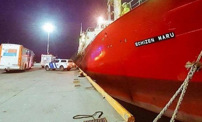 35 gündür denizde olan balıkçılar koronavirüse yakalandı