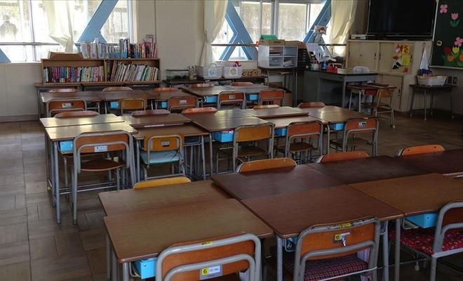 Japonya'da okullar koronavirüs nedeniyle kapatılıyor