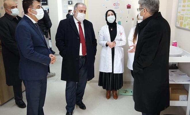 Van'da yeni bir Aile Sağlığı Merkezi hizmete açıldı