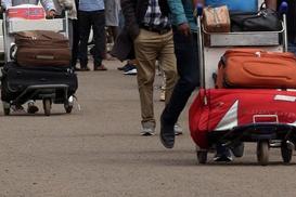Bavul ticaretinde yeni rota Türkiye