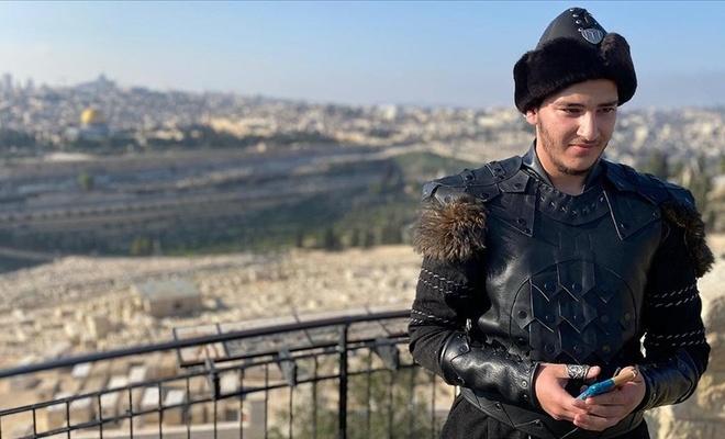 Filistinli sanatçı o müziği Kudüs ezgisine uyarladı