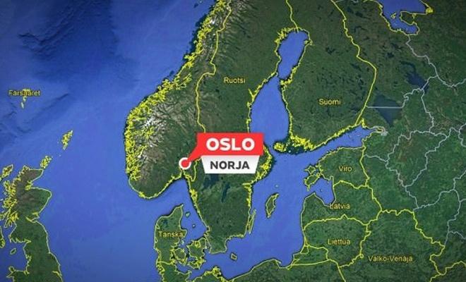 Norveç'te bir okula saldırı