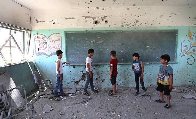 Teröristler 187 okulu hedef almış