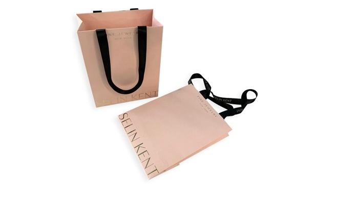 İsteğe Uygun Özel Kağıt Çantalar