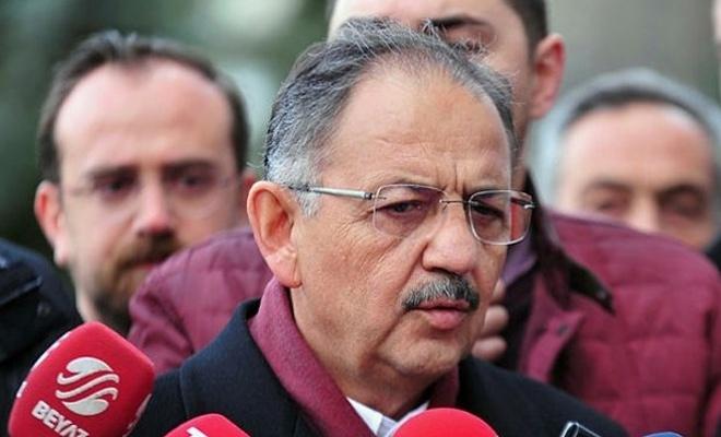 Mehmet Özhaseki'den ilk açıklama