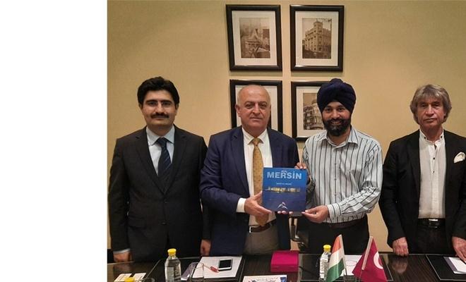 MÜSİAD'tan Hindistan'da ticari temaslar