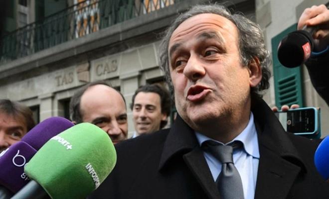 UEFA eski başkanı Michel Platini hakkında karar