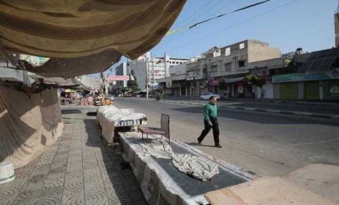 Gazze'de, ABD'nin Sözde Barış Planına Tepki Olarak Greve Gidilecek