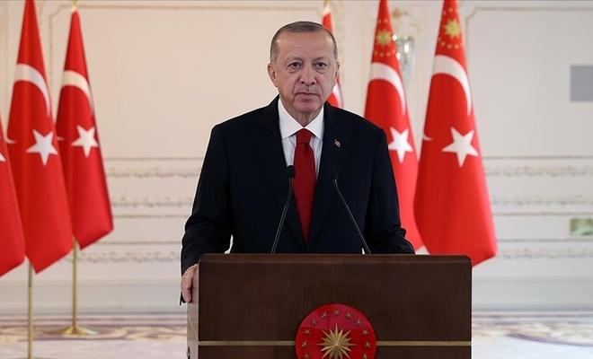 Erdoğan: Yeni normalleşme takvimimizi açıklayacağız!