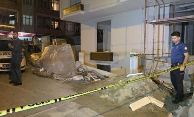 İstanbul'da işci asanör boşluğunda ölü bulundu