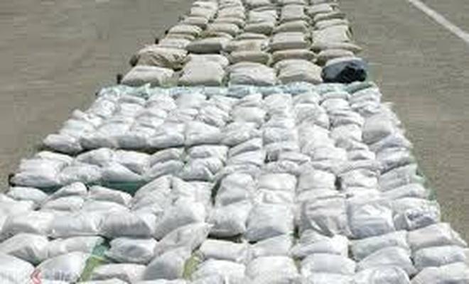 Diyarbakır'da 1,7 ton uyuşturucu ele geçirildi
