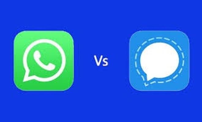 Signal kendini WhatsApp benzerliği ile güncelliyor