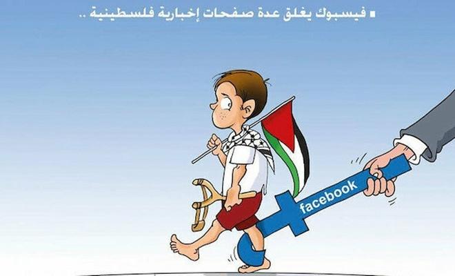Facebook, Twitter ve Instagram; Filistin yanlısı hesapları siliyor