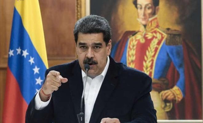 Facebook Maduro'nun hesabını dondurdu?
