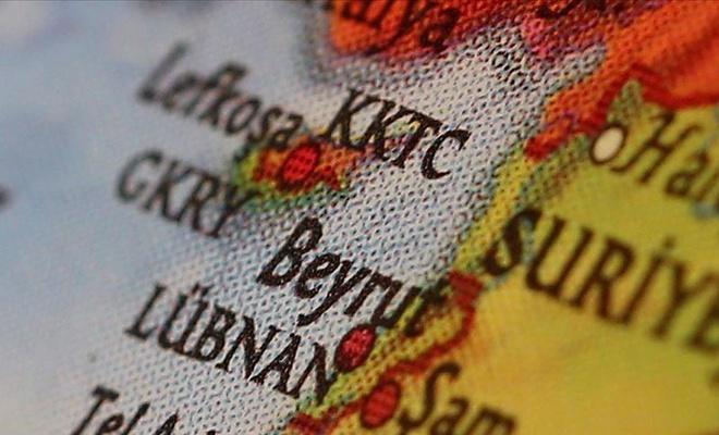 Lübnan'da bir kişi kendini ateşe vererek intihar etti