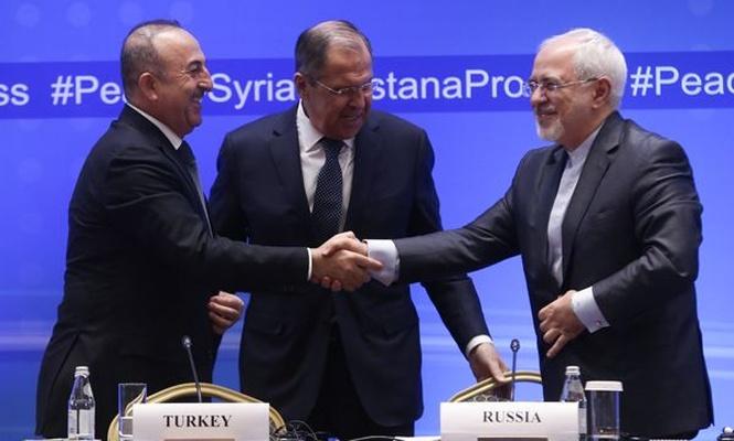 Astana`da Suriye toplantısı başladı