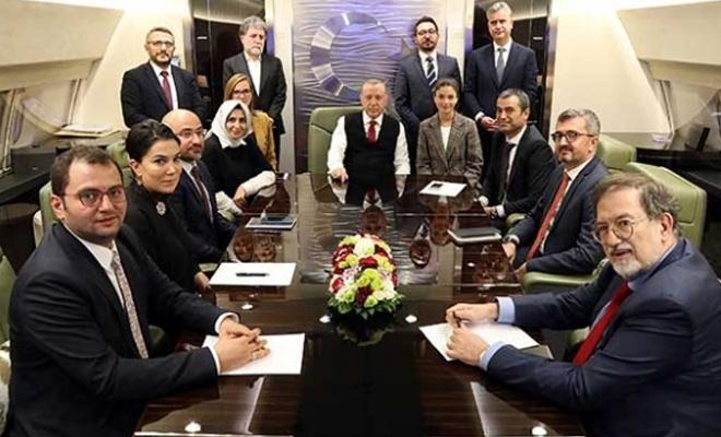 Erdoğan'dan ABD'ye YPG/PKK cevabı!