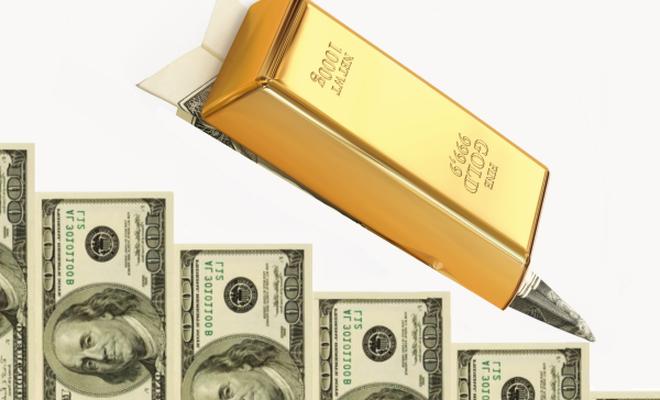 Dolar altını da düşürdü
