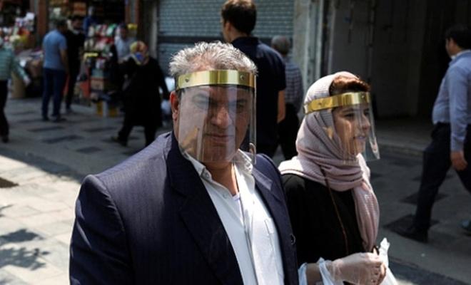 İran'da korana 415 can daha aldı
