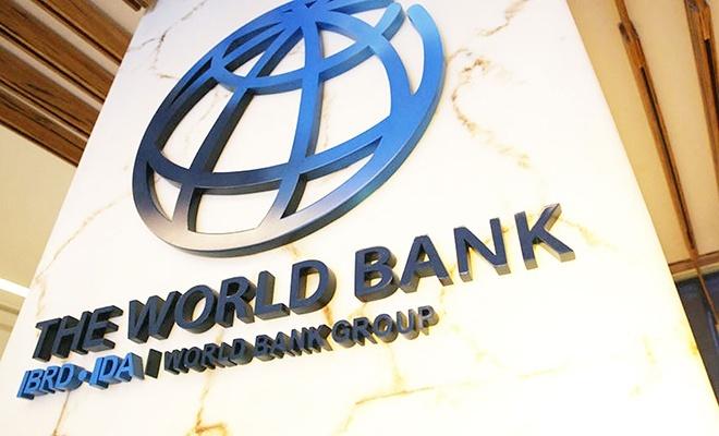 Dünya Bankası küresel büyüme tahminini aşağıya çekti