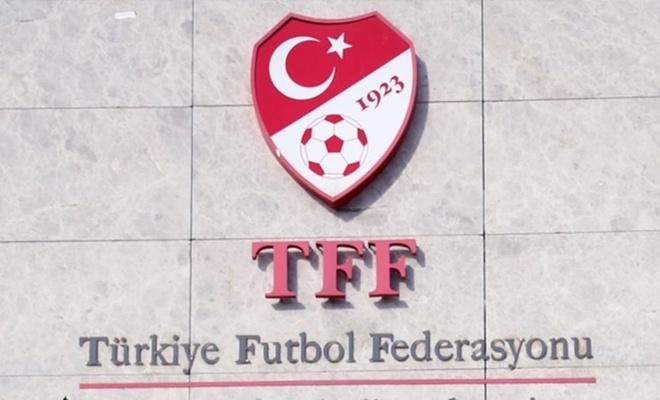 TFF'den geri adım!