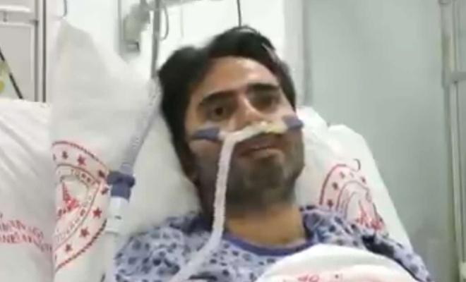 Bakan Koca Coronavirus hastasının mesajını paylaştı