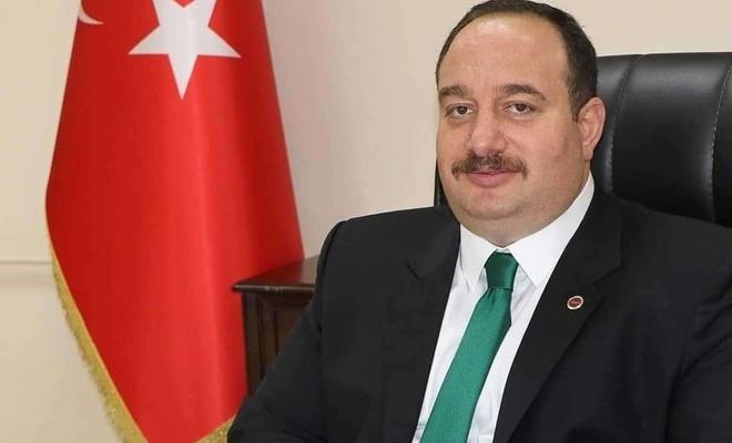 Viranşehir Belediye Başkanı Ekinci'den bayram mesajı