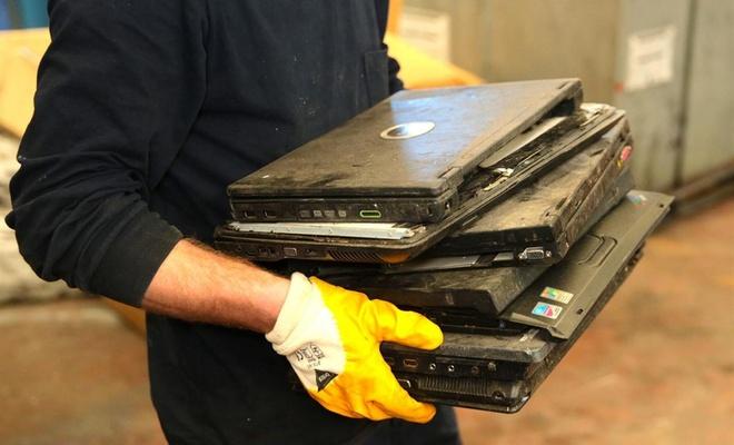 Elektronik atıklardaki kişisel bilgiler nasıl imha ediliyor?