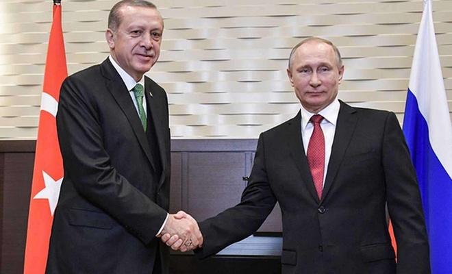 Erdoğan-Putin zirvesinde gündem ne olacak?