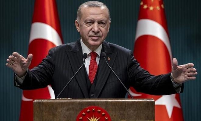 Erdoğan: Paranın rengi, dini yoktur
