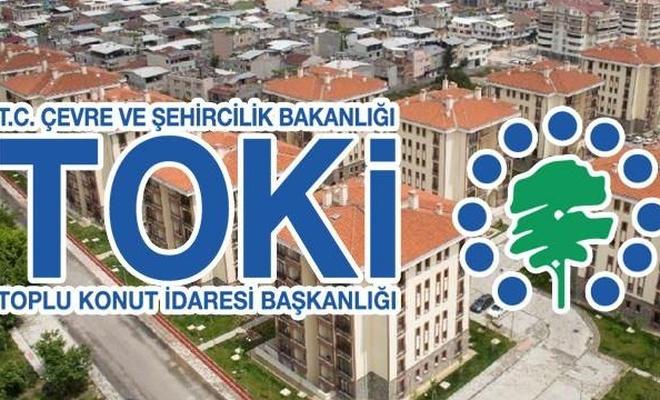 TOKİ, Şanlıurfa'da 54 konut ile 32 iş yerini satışa sundu