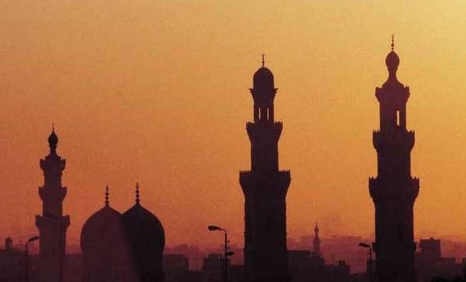 Bin minareli şehir