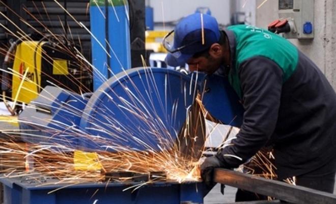 Sanayi üretimi toparlanıyor