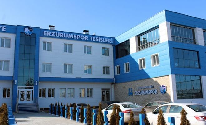 Erzurumspor'un tesisleri 14 günlüğüne kapatıldı