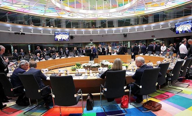 AB Liderler Zirvesi'nden Türkiye mesajları