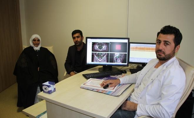 Van`daki kanser hastaları artık başka illere gitmiyor