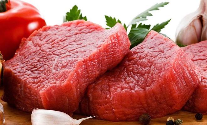 Kırmızı et üretimi %30 oranında arttı