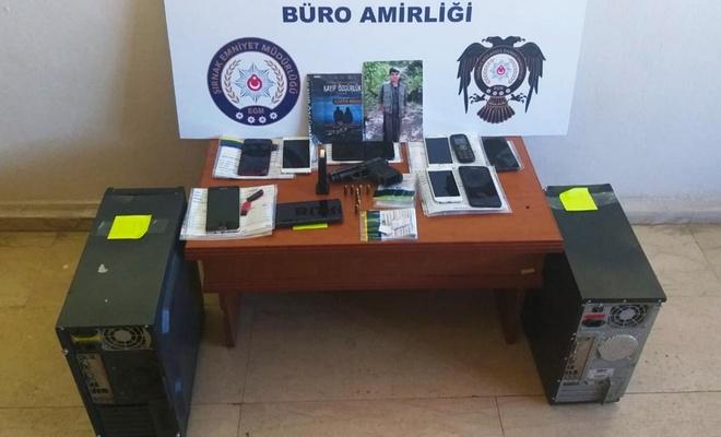 Şırnak'ta PKK operasyonu: 9 gözaltı