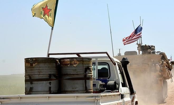 YPG/PKK'nin Antiemperyalistliğine(!) Ne Oldu?