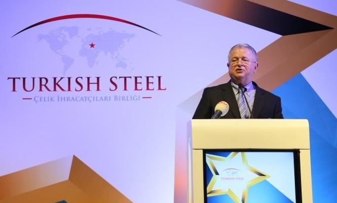 Çelikte ihracat olumsuzluklara rağmen arttı