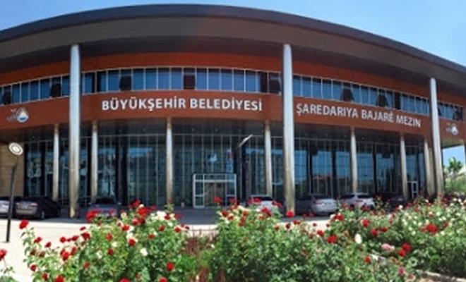 Van Büyükşehir Belediyesi memur alıyor