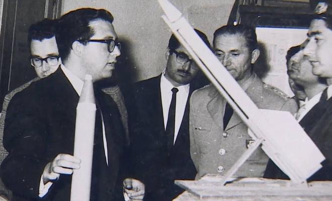 Türkiye'nin ilk füze denemesi