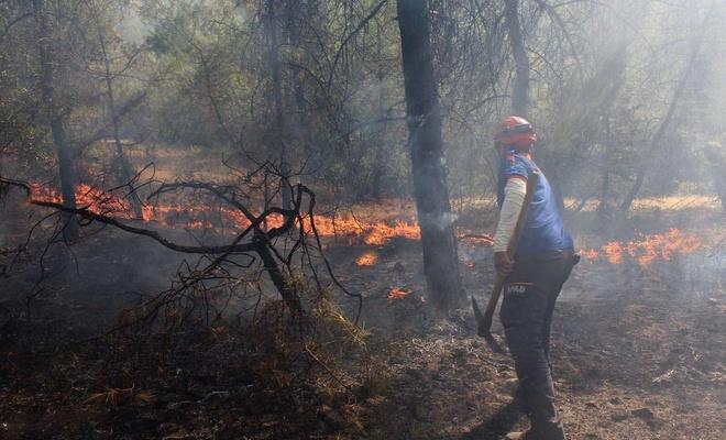 İTO'dan 4 milyon liralık yangın desteği