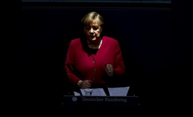 Merkel ifade verdi