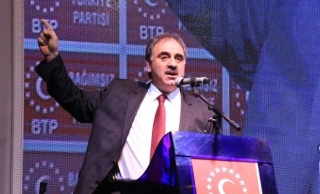 İstanbul'da bir aday daha çekildiğini açıkladı